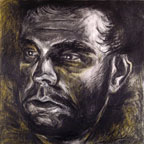 Self Portrait as Orson Welles #7