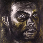 Self Portrait as Orson Welles #8